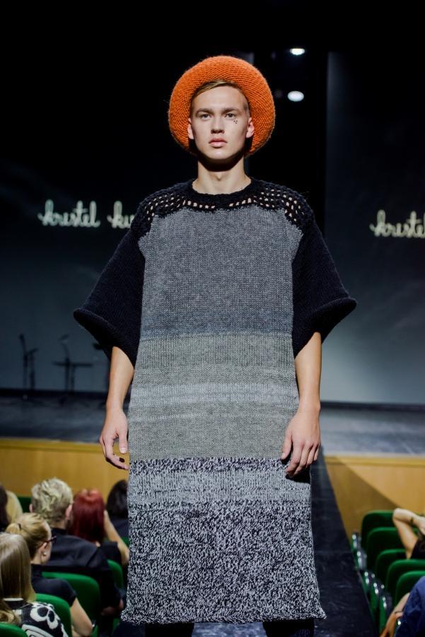 Estonian Fashion Designer